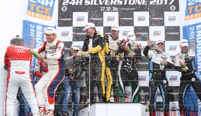 Team Bleekemolen Win Hankook 24H SILVERSTONE 2017 (02.04.17)
