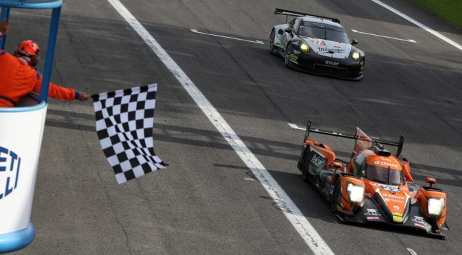 G-Drive Racing Wins 4 Hours of Monza To Take Lead In 2017 European Le Mans Series (14.05.17)