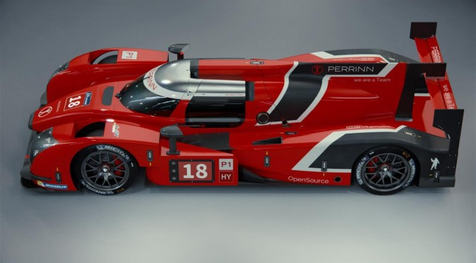PERRINN Announces First Orders For New LMP1 Chassis (18.05.17)