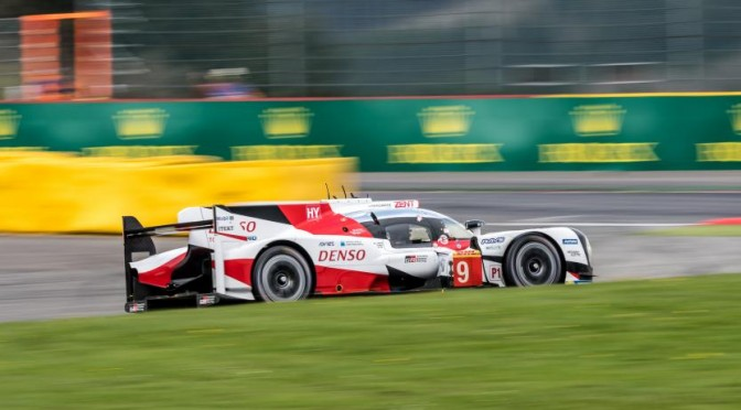 Toyota Gazoo Racing Adjusts Driver Line-Up Ahead Of 24 Hours of Le Mans (17.05.17)