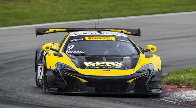 Parente Wins GT Race 1 At Mid-Ohio To Close Points Gap To Long (29.07.17)