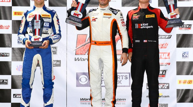 Parente Takes Second Win At  Mid-Ohio (30.07.17)