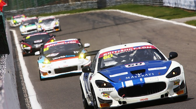 """""""We Hoped That We'd Get A Podium"""" – Ebor GT's Adrian Snook Talks British GT, Spa And The Maserati GT MC GT4 With EnduranceandGT (10.07.17)"""