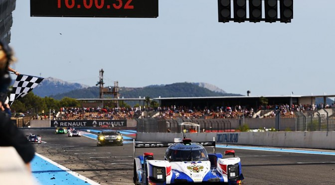Debut ELMS LMP2 Victory For SMP Racing And Dallara (27.08.17)