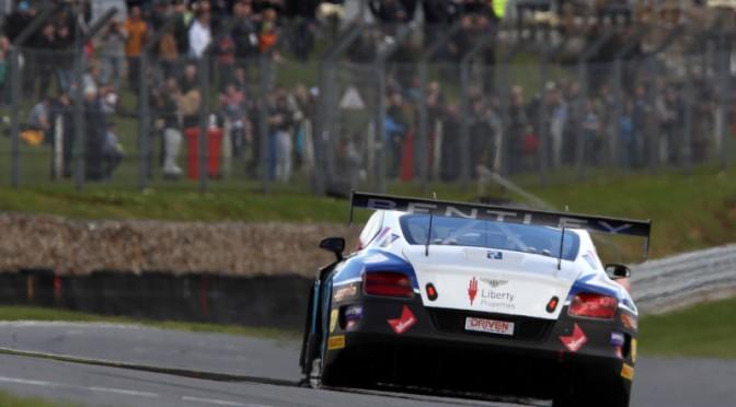 British GT Championship Visits Brands Hatch For Penultimate Round (02.08.17)