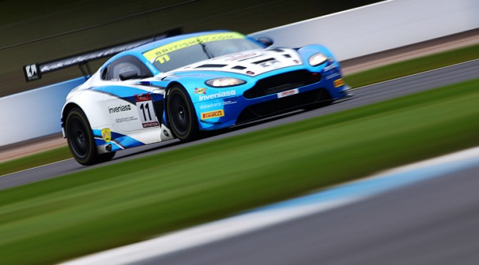 TF Sport Tops Time-Sheets in British GT FP1 (23.09.17)