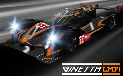 Ginetta Cars Annnounces First Three LMP1 Orders (03.10.17)