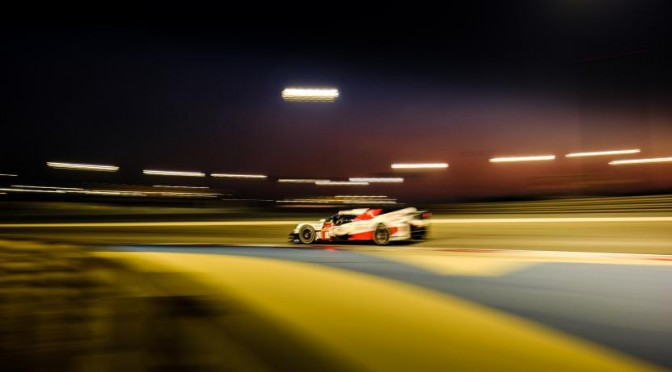 Toyota Wins In Bahrain. Vaillante Rebellion Secures LMP2 Teams Championship (19.11.17)