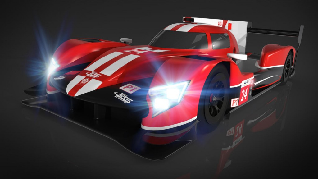 Manor-Ginetta-LMP1-Render