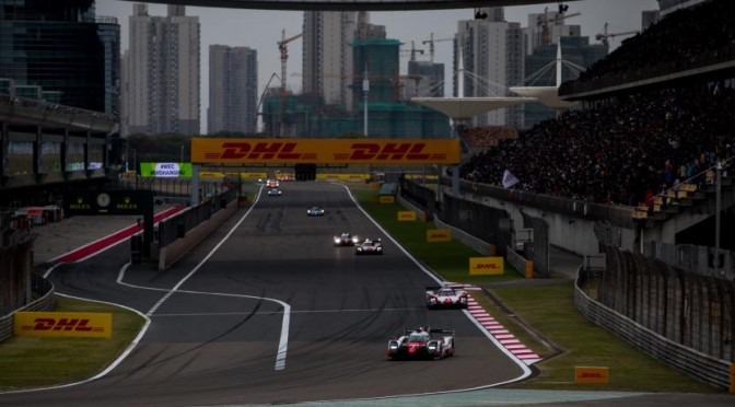 Toyota Gazoo Racing Wins In Shanghai. Porsche's Bernhard, Bamber And Hartley Win 2017 Drivers Title (06.11.17)