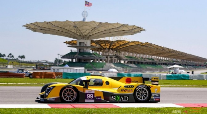 GT Cup Champions TKS Return To Asian Le Mans Series For Fuji (16.11.17)