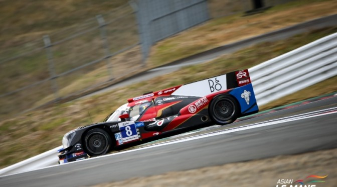 Triple Podium For Jackie Chan DC Racing X JOTA At Fuji For Asian Le Mans Series (03.12.17)