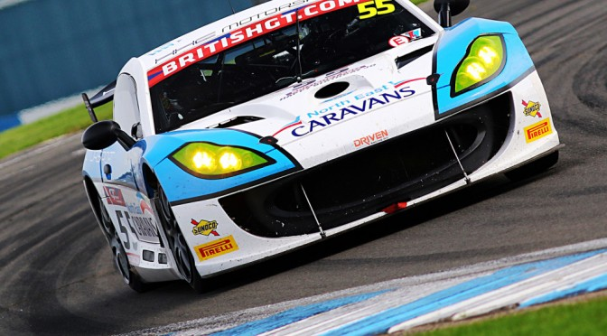 GT4 Champions HHC Motorsport Announces Two-Car Entry To 2018 British GT (06.12.17)