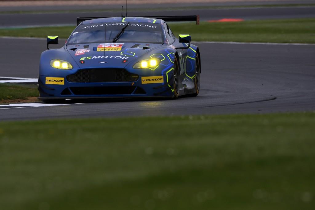 Silverstone Salih Yoluc (TUR) / Euan Hankey (GBR) / Nicki Thiim (DNK) - TF SPORT - Aston Martin V8 Vantage