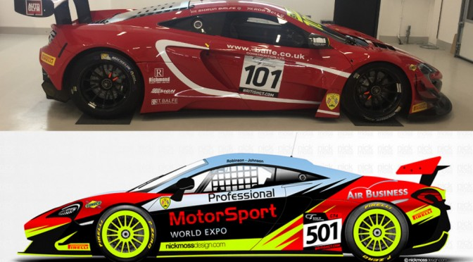 Balfe Motorsport Returns To British GT Championship With GT3 And GT4 Campaign (23.01.18)