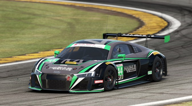 Magnus Racing Confirms IMSA WeatherTech SportsCar Championship Full-Season Entry (04.01.18)