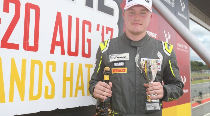 """I Want To Gain As Much Experience As I Can And Finish In The Top Five"" – Team HARD's Ben Wallace Talks British GT Championship And StudentMotorsport.com With EnduranceandGT.co.uk (18.03.05)."