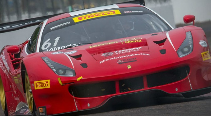Vilander / R. Ferri Takes Second Pole of 2018 At Long Beach (14.04.18)