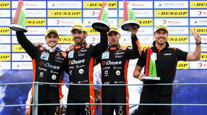 G-Drive / Rusinov / Pizzitola / Vergne Win At Monza (14.05.18)