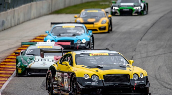 Pirelli World Challenge And SRO Announce 2019 Plans (15.07.18)