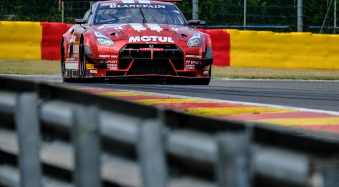 """There'd Be Nothing better For Me Than To Win It!"" – GT SPORT Motul Team RJN's Bob Neville On the Build-Up To The TOTAL 24 Hours of Spa (05.07.18)"