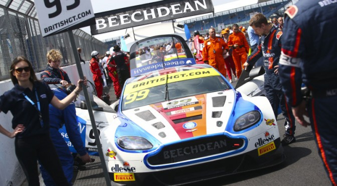 """This Weekend We'll Find Out If We Made The Right Choices"" – Beechdean AMR's Andrew Howard On Preparations For British GT At Spa (16.07.18)"
