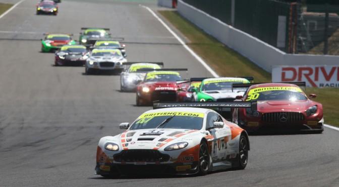 Jetstream Motorsport Take First British GT Win at Spa (24.07.18)