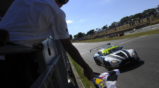 Win For Optimum Motorsport's Haigh And Adam – Balfe Motorsport's Johnson And Robinson Take Victory In GT4 (05.08.18)