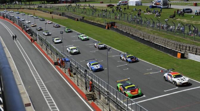 British GT Championship Visits Brands Hatch For Round Eight (02.08.18)