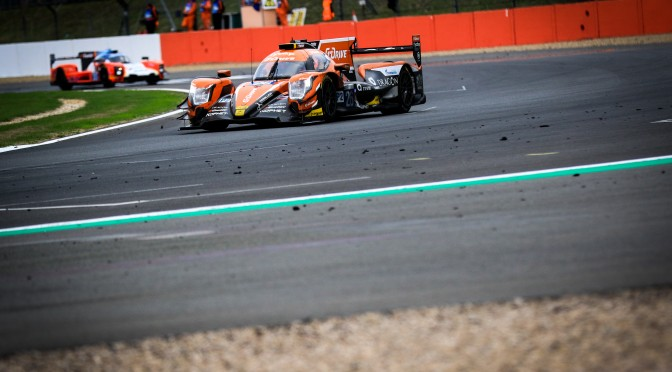 G-Drives Makes It Three-In-A-Row With Dominant Silverstone ELMS Win (18.08.18)