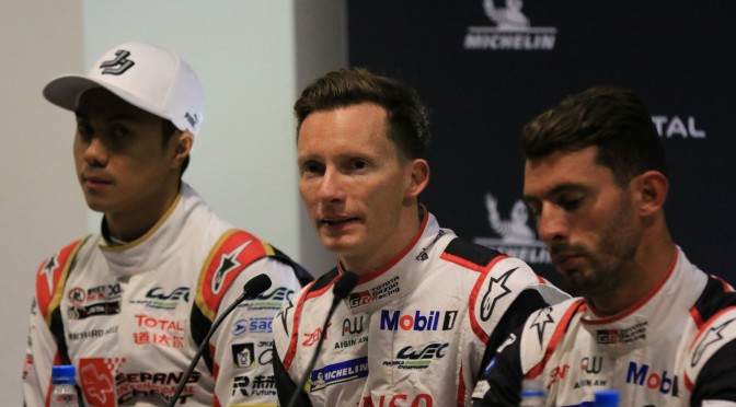 Toyota Gazoo Racing On Pole For Silverstone WEC. (18.08.18
