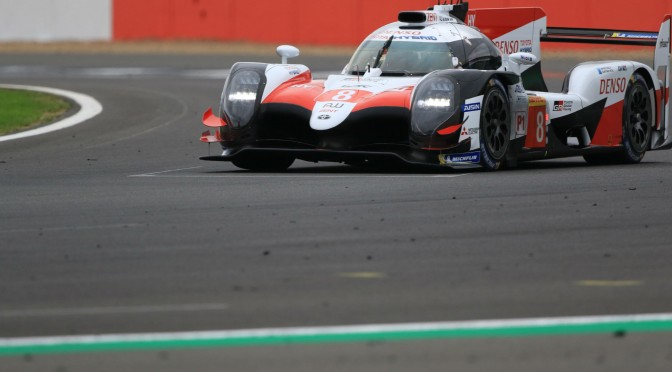 Alonso Quickest In Silverstone WEC FP3 (18.08.18)