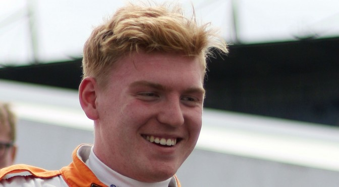 Alex Toth-Jones To Contest 2019 British GT Championship With TF Sport (29.10.18)
