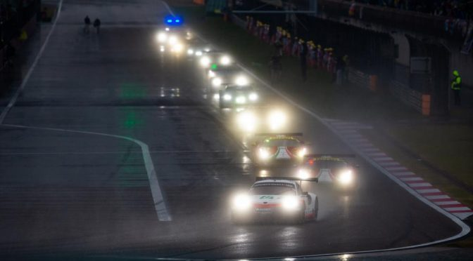 Toyota 1 – 2 At Rain-Soaked Shanghai (18.11.18)
