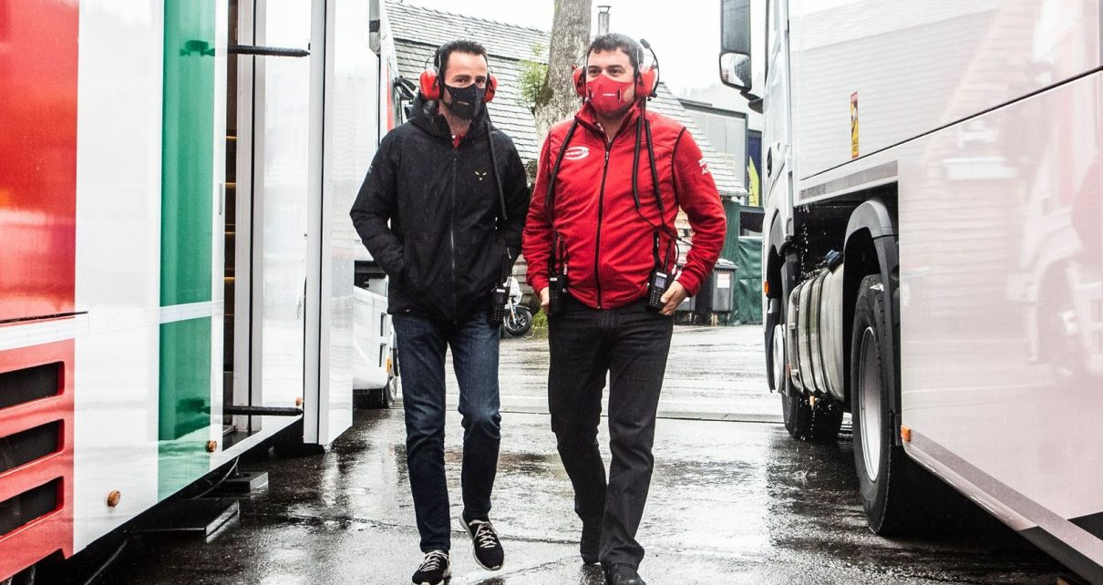Owners of Iron Lynx and PREMA Powerteam